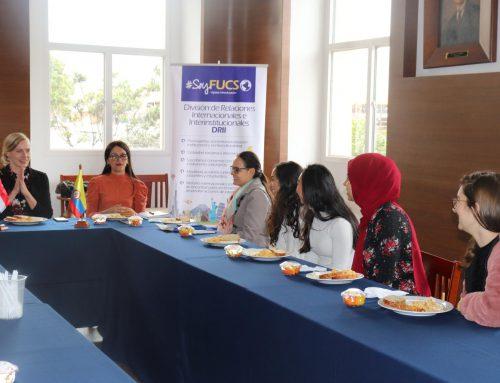 Global health seminars in Bogotá