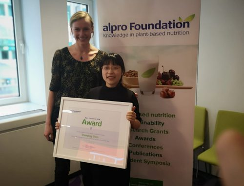 Alpro Foundation Award