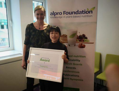 Alpro Foundation Award