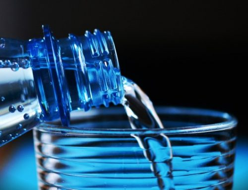 The latest food hype: raw water?